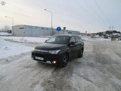 usata Mitsubishi Outlander P-HEV 4WD Business Nav -15