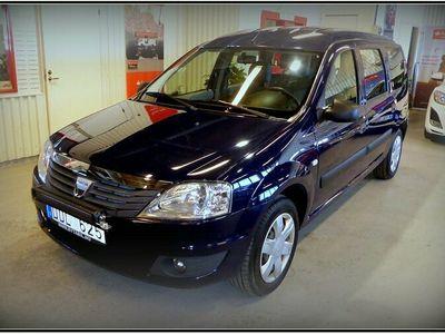begagnad Dacia Logan MCV 1.6 E85 eco2 105hk