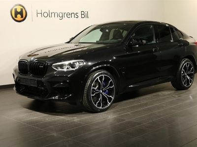 begagnad BMW X4 M Competition