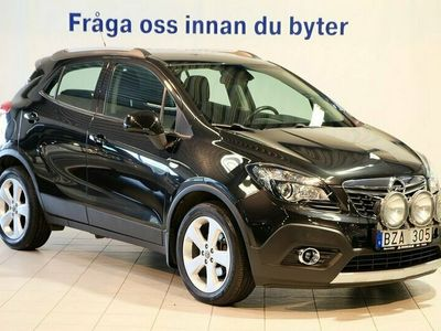 begagnad Opel Mokka 1.7 CDTI 4WD Drag, Manuell,