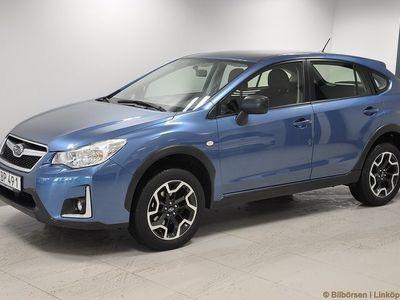 begagnad Subaru XV 1.6 Bas CVT (Krok+V-Hjul)