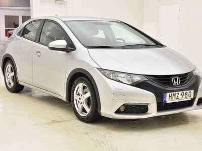 brugt Honda Civic 1.6 i-DTEC Nybes Nyserv 2014, Halvkombi 99 800 kr