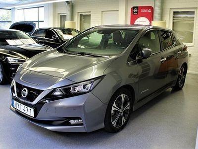 begagnad Nissan Leaf 40 kWh Single Speed 149hk / TEKNA