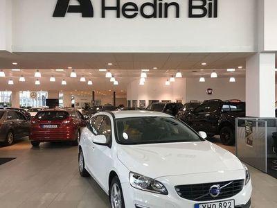 begagnad Volvo V60 V60T3 AUTOMAT KINETIC/ DRAG / RATT -17