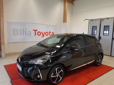 begagnad Toyota Yaris Hybrid Executive