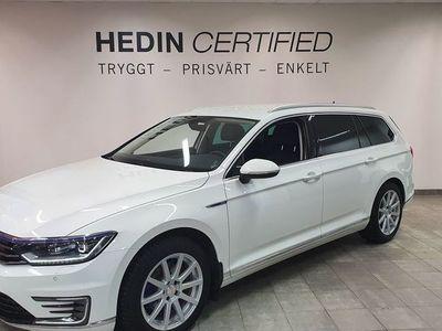begagnad VW Passat GTE 1.4 TSI / / Vinterhjul / / 1 Ägare