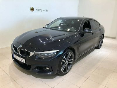 begagnad BMW 430 Gran Coupé i xDrive M-Sport/ Connected/ Innovation/ 19