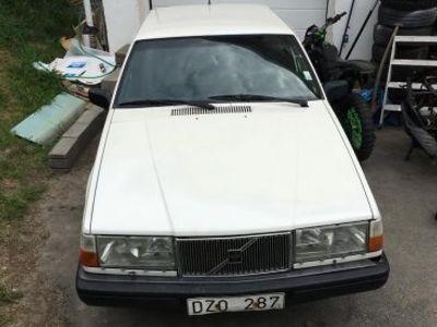 begagnad Volvo 944 besiktigad -91