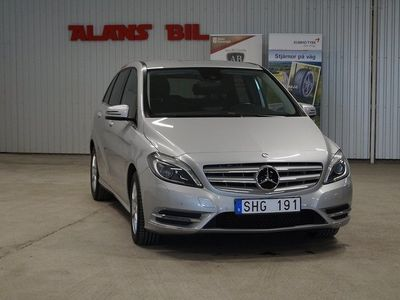 begagnad Mercedes 180 Benz B CDI BlueEFFICIENCY 2013, Personbil 104 900 kr