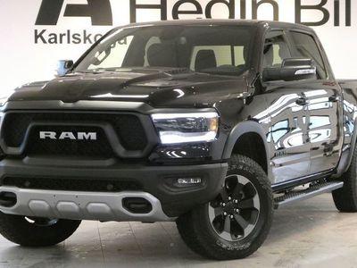 begagnad Dodge Ram Rebel 1500 Skatt 2.351:- Luftfjädring