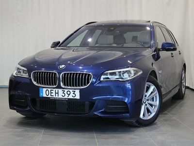 begagnad BMW 530 D xDrive Touring M Sport / Navi / Värmare / 258hk