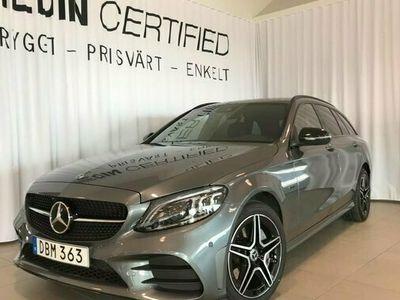 begagnad Mercedes C300 C BenzDE DEMO DRAG AMG PREMIUMPKT BURMESTER 2021, Kombi Pris 509 900 kr