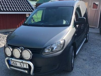 begagnad VW Caddy