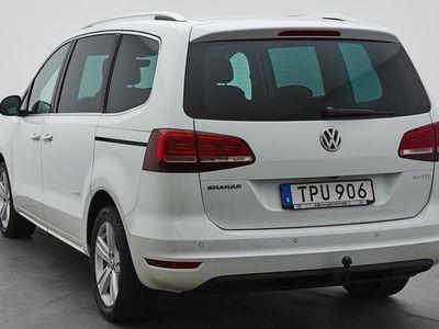 gebraucht VW Sharan TDI 150 MAN / 7-sits / Dragpkt / Premiumpkt