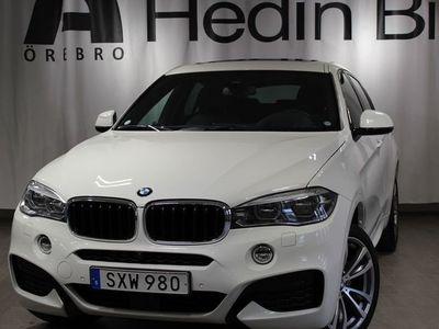 begagnad BMW X6 X6 Xdrive 30d M-Sport Värmare Drag
