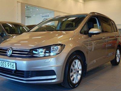 begagnad VW Touran Masters
