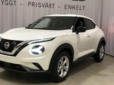 begagnad Nissan Juke DIG-T 117 HP 6MT N-CONNECTA