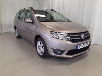 begagnad Dacia Logan MCV 0,9 TCe 90 hk Laureate, Garanti 6 månader, Parkeringsradar bak