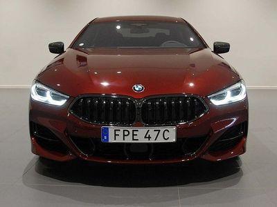 begagnad BMW 840 i Gran Coupe M Sport Teknikpaket
