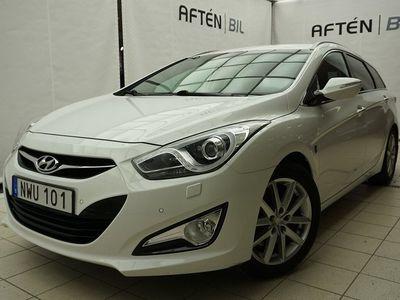 begagnad Hyundai i40 1.7 136hk comfort plus