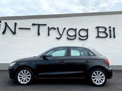 begagnad Audi A1 NYBES NYSERV 1.95% RÄNTA!