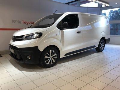 begagnad Toyota Proace Skåpbil 2,0 Long Comfort Automat 180HK