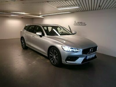 begagnad Volvo V60 D4 AWD Momentum Advanced Edition 2021, Kombi Pris 376 900 kr