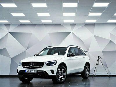 begagnad Mercedes 200 GLCd 4MATIC Euro 6 163hk/Värmare/AMG/Drag