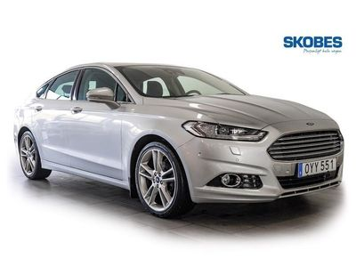 begagnad Ford Mondeo 2.0 TDCi 180 Business A AWD 5-d