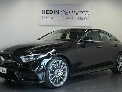 begagnad Mercedes CLS400 d 4MATIC 9G-Tronic AMG Paket // Riktigt Fint Utrustad !