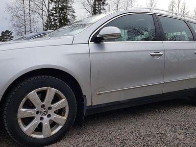 begagnad VW Passat ECOFUEL DSG silver