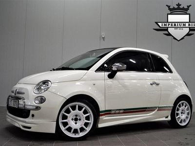 begagnad Fiat 500 Abarth 1.2 Panorama Edition 69hk