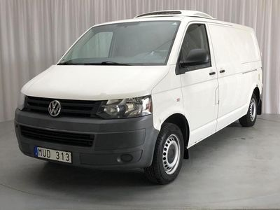 begagnad VW T5 2.0 Ecofuel,