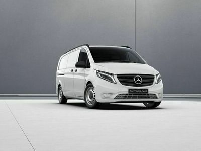 begagnad Mercedes Vito 116 CDI 4x4 Extra lång/ På väg hem