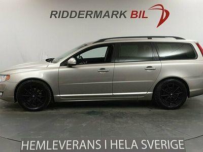 begagnad Volvo V70 D2 115hk KamremBytt Dvärm Välservad Drag 3.9l/100