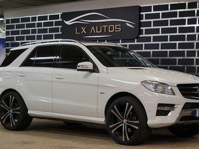 begagnad Mercedes 350 ML BenzBlueTEC 4MATIC 7G-Tronic Plus AMG 2012, SUV 199 900 kr
