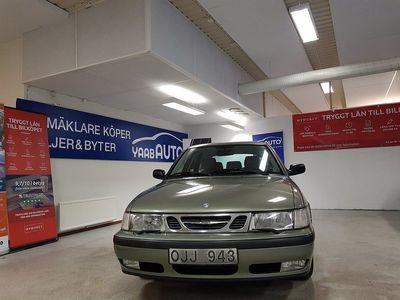 begagnad Saab 9-3 5-dörrar 2.0 130hk