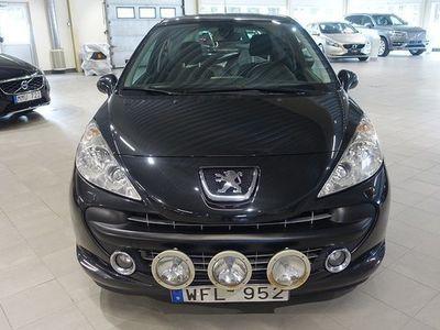begagnad Peugeot 207 XS 1,6 Drag M-Värmare