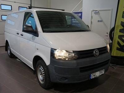 gebraucht VW Transporter 2.0 TDI Drag S&V-Hjul (140hk)