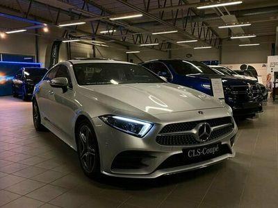 begagnad Mercedes 400 CLS BenzD | | OMG - LEV 2020, Sportkupé Pris 757 600 kr