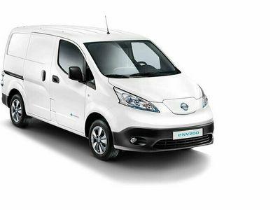 begagnad Nissan e-NV200 Van Premium 40 kWh Blind Fd Blind SSD
