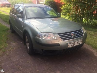 begagnad VW Passat 1,8t -03