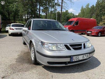 gebraucht Saab 9-5 SportCombi 2.3 T Auto/185hk