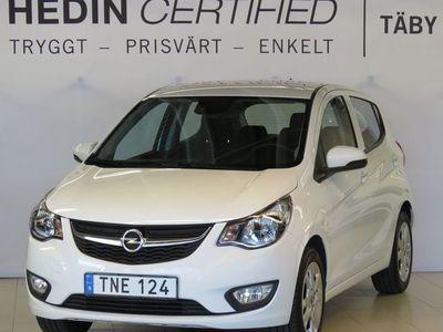 brugt Opel Karl Enjoy Pluspaket 1.0 75hk