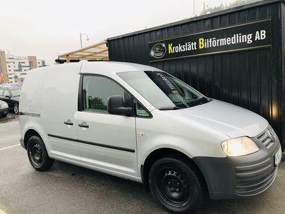 begagnad VW Caddy 1.9TDI (75hk) Skåp,Drag -10