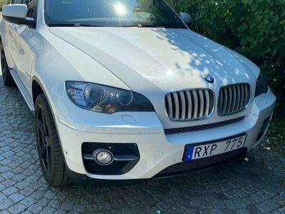 begagnad BMW X6 xDrive40d Steptronic Sport line