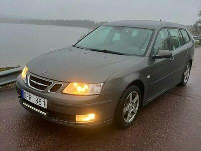 begagnad Saab 9-3 SportCombi 1.9 TiD Vector