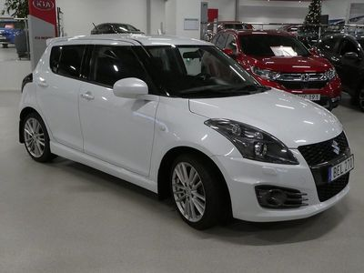 begagnad Suzuki Swift 1.6 Sport Sport 5d 136hk Navigation