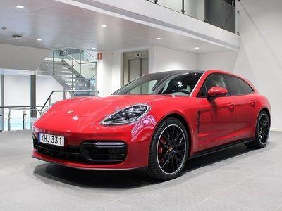 begagnad Porsche Panamera GTS Sport Turismo SP