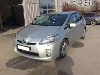 begagnad Toyota Prius 1.8 Hybrid Executive -10